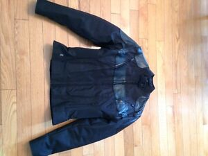 New Screaming Eagle Cortex Leather Waterproof Jacket and Pants