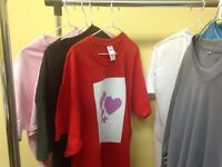 Custom T-shirt for your Community or your events,