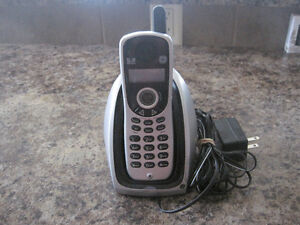 GE 5.8 GHz Cordless Phone with Caller ID