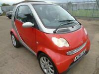 2005 smart city-coupe Passion 2dr Auto COUPE Petrol Automatic