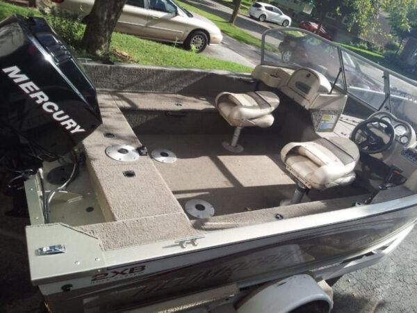 Used 2005 Alumacraft Boat Co 175 Sport