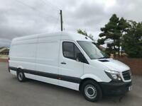2016 16 MERCEDES-BENZ SPRINTER 313 CDI LWB 130 BHP 2.1 1 COMPANY OWNER 73TH MILE