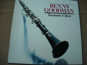 Benny Goodman 3 LP Box Set - Treasure Chest! Belleville Belleville Area image 1