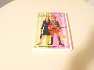 DVD'S  FREAKY FRIDAY THE WEDDING SINGER GARY UNMARRIED