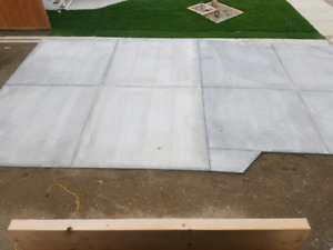 RV and Boat Storage parking pad