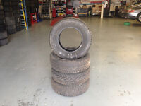 245/70R/16 4  Used  GENERAL ALTIMAX @ Auto Trax City of Toronto Toronto (GTA) Preview