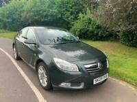2009 09 REG VAUXHALL INSIGNIA EXCLUSIVE 1.8 PETROL, SERVICE HISTORY, LOW MILES