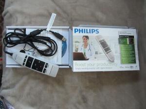 Philips SpeechMike PRO USB Dictation microphone a vendre