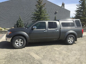 2009 Nissan Frontier LE Pickup Truck