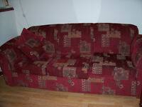 Couch, Chair and Love Seat