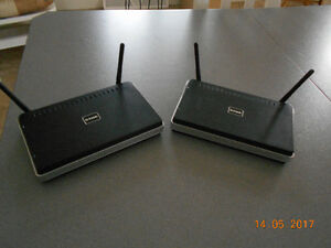 Routers  WI-FI.