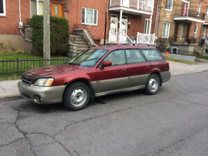 2002 Subaru Other Wagon