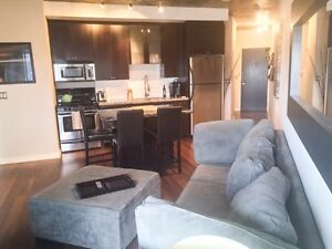 King West executive/family condo for short or long term lease