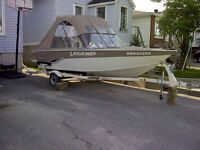 Boat For Sale - 2007 Legend 16 Xcaliber/60 hp Merc.