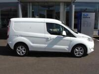 2016 Ford Transit Connect 200 SWB 1.6 Tdci Limited 115PS Diesel white Manual