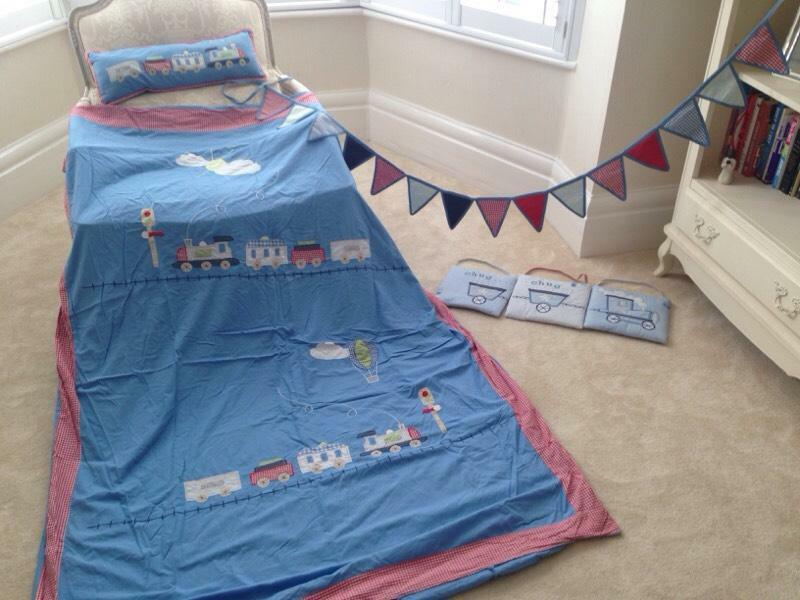 LAURA ASHLEY Train bedroom bundle EXCELLENT CONDITION 163  : 86 from www.gumtree.com size 800 x 600 jpeg 64kB
