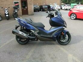 Kymco Xciting 399cc 400i ABS Scooter 2014MY 400i ABS
