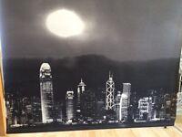 Hong Kong scene roller blind!