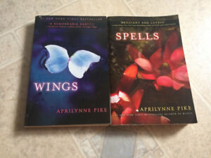 For Sale: Wings and Spells by Aprilynne Pike