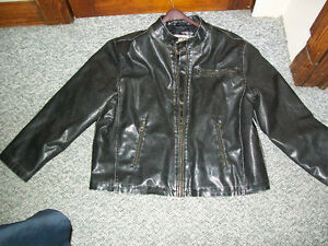 MOTORCYCLE JACKET(synth)