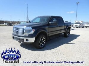 2011 Ford F-150 XLT XTR   - Lift Kit