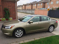 2008 Honda Accord EXL, One owner, Barely driven, Winter stored
