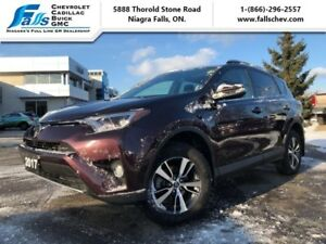 2017 Toyota RAV4 XLE  LOW KMS! POWER LIFTGATE,ADAPTIVE CRUISE
