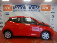 2015 Toyota AYGO VVT-I X-PLAY (0.00 ROAD TAX) ( ONLY 33919 MILES) FREE MOTS AS L