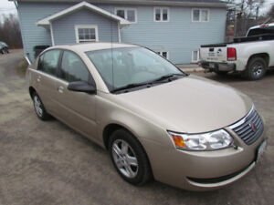2007 Saturn Ion 4dr - $2,200 on the road!