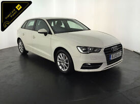 2013 AUDI A3 SE TDI 5 DOOR HATCBACK 148 BHP 1 OWNER SERVICE HISTORY FINANCE PX