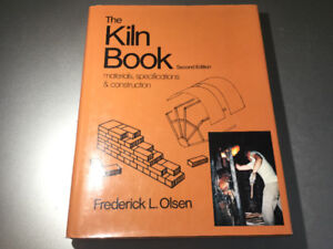 The Kiln Book, Materials, Specifications Construction by F Olsen