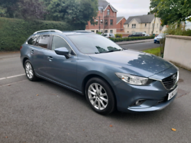 2013 Mazda 6 2.2 SE With Full Service History And 12 Months MOT