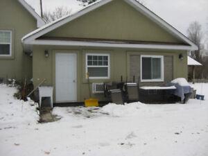 Two Bedrm Suite/Apartment Private Enter incl utilities $1500/mon
