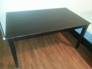 Great Condition wood 155cm*74cm*90cm dinner table OBO Prince George British Columbia image 1