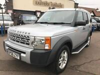 2006 06 LAND ROVER DISCOVERY 2.7 3 TDV6 7 SEATS 5D AUTO 188 BHP DIESEL