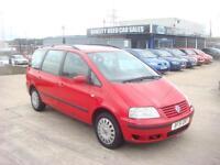 Volkswagen Sharan 1.8 2001MY Sport T