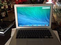 "MacBook 13""Air for sale May2014 model"