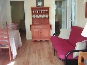 lakeview two bedroom cottage grand bend