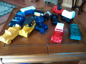 Vintage Avon Bottle Cars/Hot wheels etc.