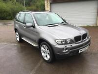 55 reg BMW X5 Sport 3.0 SE Turbo Diesel Auto (Automatic) Dolphin Grey Metallic