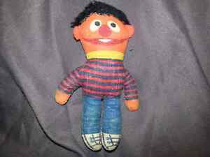 Very vintage Ernie for sale or if someone knows where Bert is