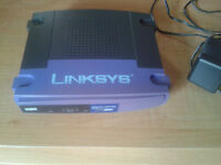 Routeur Filaire Linksys - Linksys Wired router