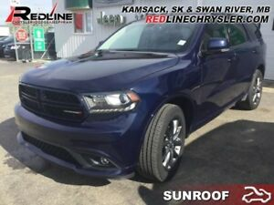2017 Dodge Durango Sports Utility Vehicle