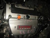 ACURA TSX K24A K24A4 2.4L DOHC I-VTEC ENGINE JDM K24A4 ENGINE City of Montréal Greater Montréal Preview