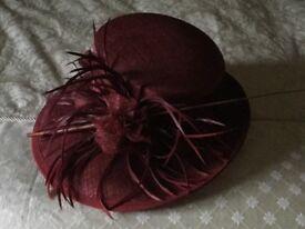 Ladies hat - ascot, wedding etc