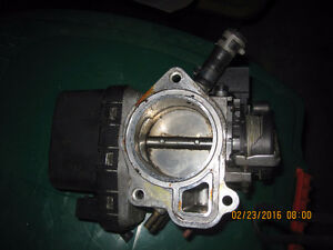 Throttle Body for a Saab 95