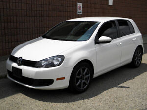 2012 Volkswagen Golf Hatchback | CERTIFIED | AUTO