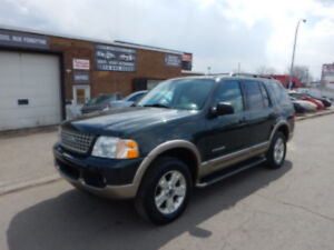 FORD EXPLORER 2004 AUTOMATIQUE 4*4