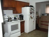 1 bedroom apartment for rent Aug 1. Close to all amenities