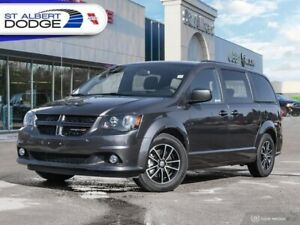 2018 Dodge Grand Caravan GT  HEATED SEATS| NAVIGATION| REMOTE ST